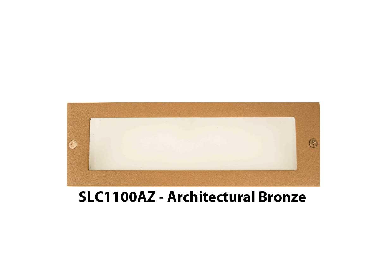 Universal Lighting Systems Step Light Box Cover Full Size Slb8100bk