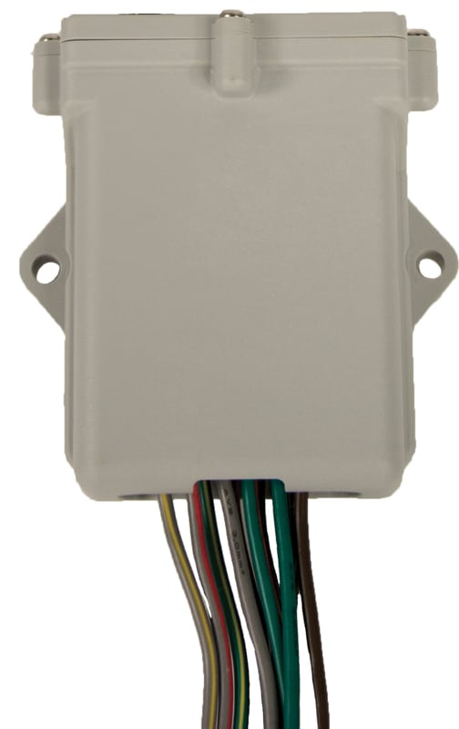 Universal Lighting Systems Uzc10pts 08 Zonecontrol 3 Zone Receiver