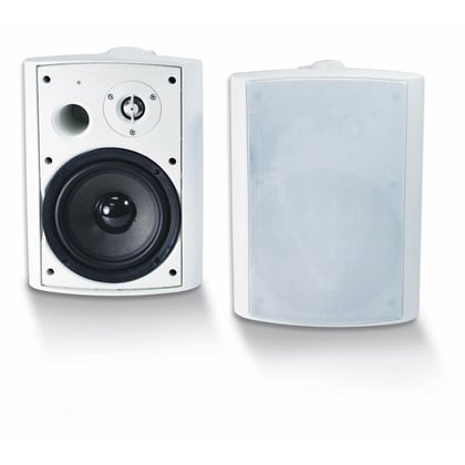 Patio Speaker Pair Osd Audio Btp 650 Bluetooth