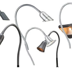 Flexible BBQ / Deck Lights