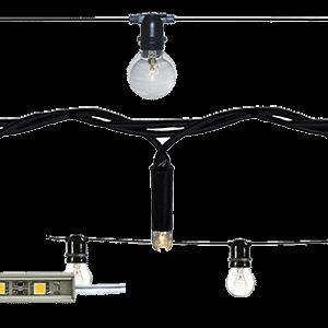 Bistro Lights, String & Rope Lights