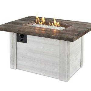 alcott fire pit table