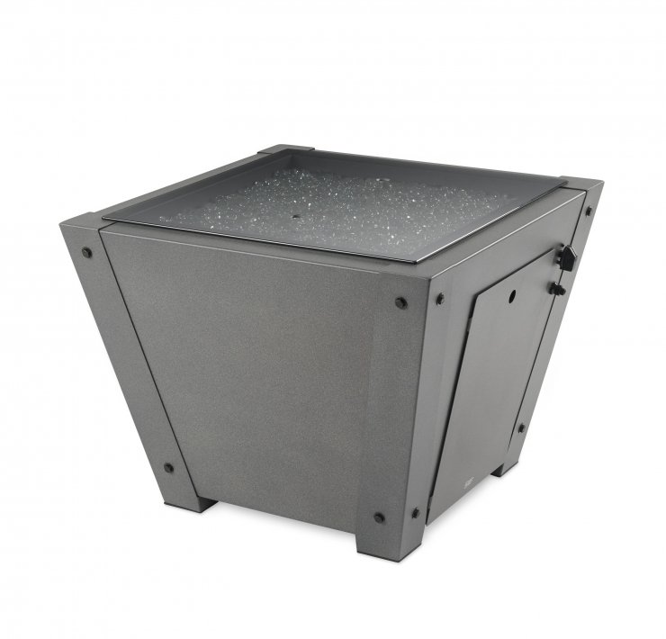 Axel Gas Fire Pit Table   LandscapeLightingProducts.com