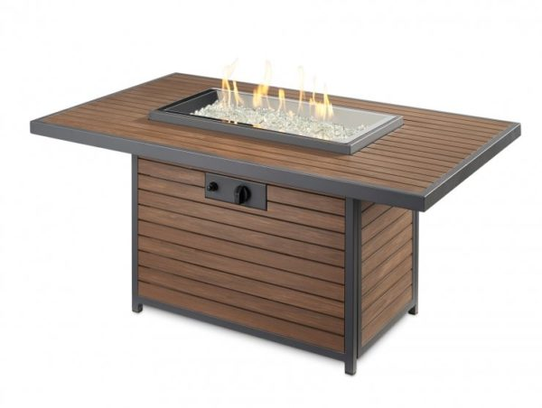 chat height fire pit
