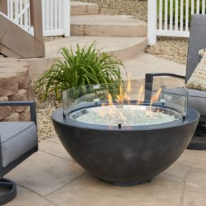 cove gas fire pit