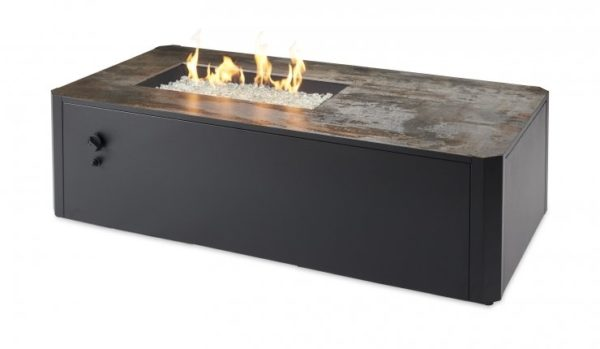 kinney fire pit table