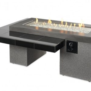 uptown gas fire pit