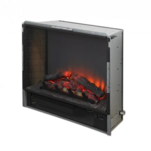 34x30 electric led fireplace
