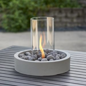cove intrigue table top lantern
