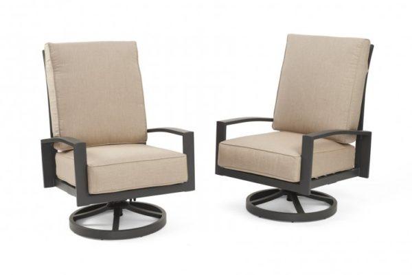 deep seat swivel rocking chair