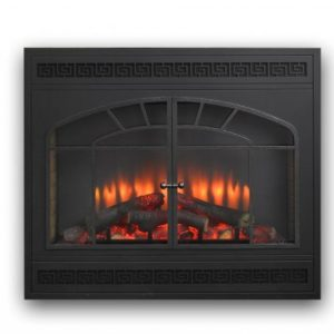 fireplace arch rectangular front