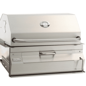 24 Built-in Charcoal Grill