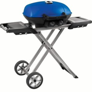 portable freestanding gas grill
