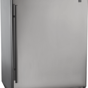 stainless steel outdoor fridge